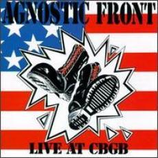 CD / Agnostic Front / Live At CBGB