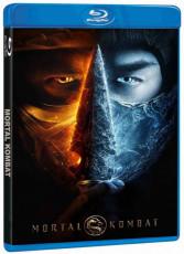 Blu-Ray / Blu-ray film /  Mortal Kombat / 2021 / Blu-Ray