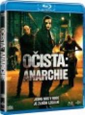 Blu-Ray / Blu-ray film / Očista:Anarchie / Blu-Ray