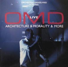 2LP / O.M.D. / Architecture & Morality & More / Live / Vinyl / 2LP