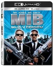 UHD4kBD / Blu-ray film /  Muži v černém 2 / Men In Black II / UHD+Blu-Ray