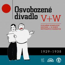 2CD / V+W / Osvobozené divadlo / 1929-1938 / Kompletní tvorba / Mp3 / 2CD