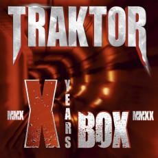 CD/DVD / Traktor / X Years Box / 4CD+DVD