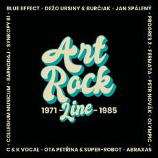 2CD / Various / Art Rock Line 1971-1985 / 2CD