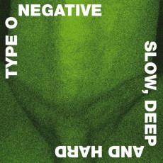 2LP / Type O Negative / Slow,Deep And Hard / Anniver. / Green / Vinyl / 2LP
