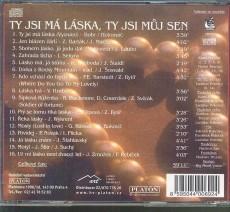 CD / Various / Ty jsi má láska,Ty jsi můj sen