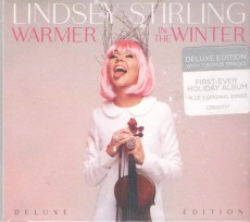 CD / Stirling Lindsey / Warmer In The Winter / Deluxe / Digisleeve