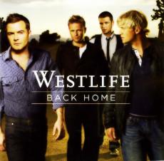 CD / Westlife / Back Home