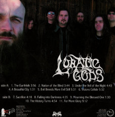 LP / Lunatic Gods / Mythus / Vinyl