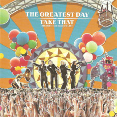 2CD / Take That / Greatest Day / Circus Live / 2CD