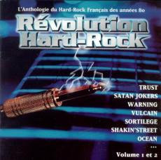 2CD / Various / Revolution Hard-Rock / 2CD