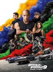 UHD4kBD / Blu-ray film /  Rychle a zběsile 9 / Fast And Furious 9 / UHD+Blu-Ray