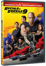 DVD / FILM / Rychle a zběsile 9 / Fast And Furious 9