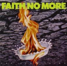 LP / Faith No More / Real Thing / Vinyl / Coloured