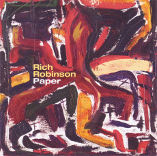 CD / Robinson Rich / Paper / Digipack / Reedice 2021