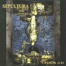 CD / Sepultura / Chaos A.D. / Special Edition