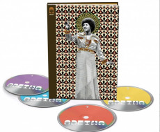 4CD / Franklin Aretha / Aretha / 4CD / Mediabook / Limited