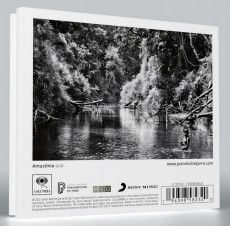 CD / Jarre Jean Michel / Amazonia / Digipack