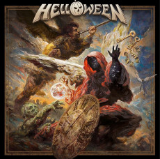 LP/CD / Helloween / Helloween / Limited Edition / Earbook / Vinyl / 2LP+2CD