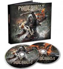 2CD / Powerwolf / Call Of The Wild / Mediabook / 2CD