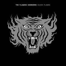 LP / Flaming Sideburns / Silver Flames / Vinyl / Coloured