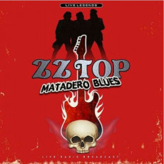 LP / ZZ Top / Matadero Blues / Live Radio Broadcast / Vinyl