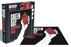 PUZZLE / Green Day / American Idiot / Puzzle