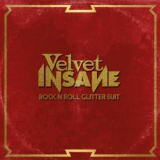 CD / Velvet Insane / Rock N' Roll Guitar Suit