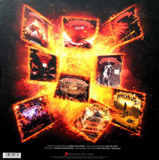 LP / Krokus / Big Eight / Box Set / 12LP / Vinyl