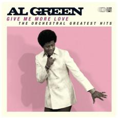 LP / GREEN AL / Give Me More Love / Vinyl / Coloured / RSD