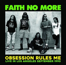 LP / Faith No More / Obsession Rules Me:Live In L.A.1990 / Vinyl