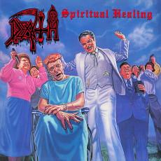 LP / Death / Spiritual Healing / Vinyl / Coloured / Reedice 2021