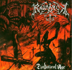 CD / Ragnarok / Diabolical Age / Reedice 2021