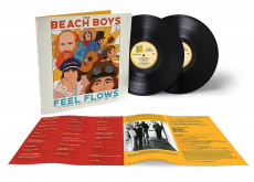 2LP / Beach Boys / Feel Flows: The Sunfower & Surf's Up / Vinyl / 2LP
