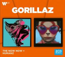 2CD / Gorillaz / Now Now & Humanz / 2CD