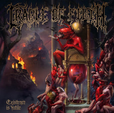 CD / Cradle Of Filth / Existence Is Futile