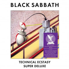 4CD / Black Sabbath / Technical Ecstasy / Box Set / 4CD