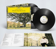 3LP / Trifonov Daniil / Bach: The Art Of Life / Vinyl / 3LP