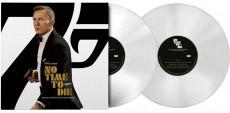 2LP / OST / No Time To Die / Hans Zimmer / Opaque White / Vinyl / 2LP