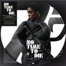 LP / OST / No Time To Die / Hans Zimmer / Picture / Lynch & Seydoux / Vinyl
