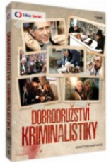 7DVD / FILM / Dobrodružství kriminalistiky / 7DVD