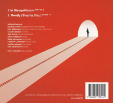 CD / Isildurs Bane & Peter Hammill / In Disequilibrium