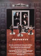 CD/DVD / Jethro Tull / Benefit / 50th Anniversary / 4CD+2DVD