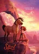 Blu-Ray / Blu-ray film /  Divoký Spirit / Blu-Ray