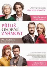 DVD / FILM / Příliš osobní známost