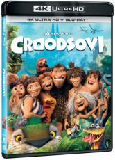 UHD4kBD / Blu-Ray FILM /  Croodsovi / UHD+Blu-Ray