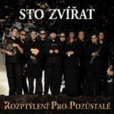CD / Sto zvířat / Rozptýlení pro pozůstalé / Digipack