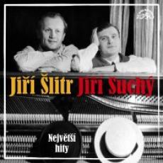 CD / Suchý Jiří & Šlitr Jiří / Největší hity