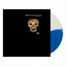 2LP / Apocalyptica / Cult / Vinyl / 2LP / Blue-White / 20 Years Anniversary