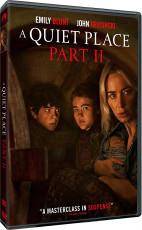 DVD / FILM / Tiché místo:Část 2 / A Quiet Place:Part 2